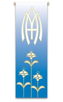 OUR LADY BANNER - WN7122