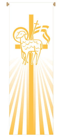 LAMB OF GOD BANNER - WN7149