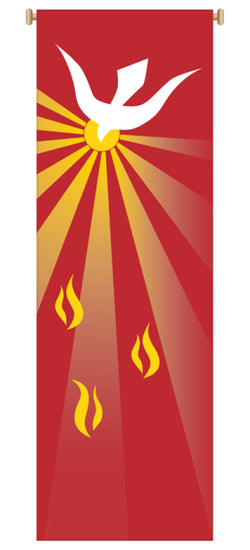 HOLY SPIRIT BANNER - WN7151