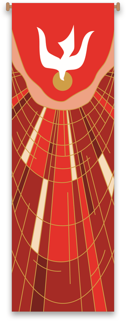 Holy Spirit Banner - WN7514