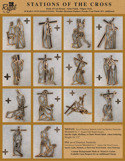 Stations of the Cross - QF76STA15
