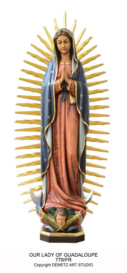 Our Lady of Guadaloupe - HD779FR