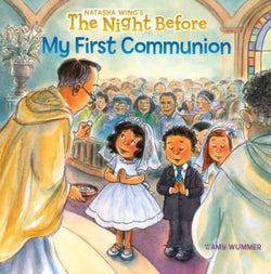 The Night Before My First Communion - 9781524786199