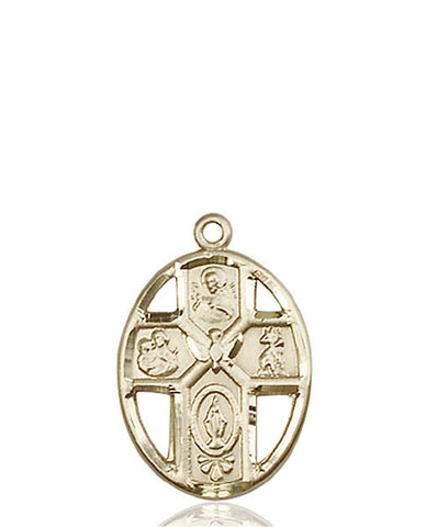 5-Way / Holy Spirit Medal - FN0880KT