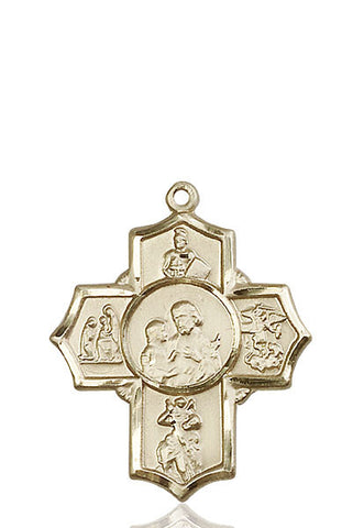 5-Way Firefighter Medal - FN5709KT