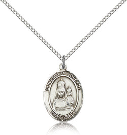 Our Lady of Loretto Medal - FN8082SF18S