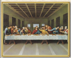 The Last Supper (Da Vinci) Plaque - TA810370