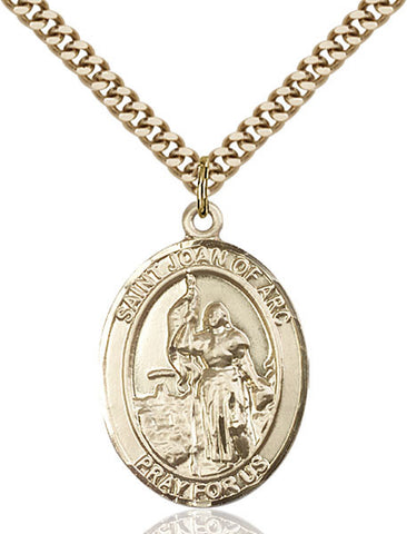 St. Joan Of Arc / Army Medal - FN7053GF224G