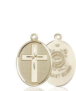 Cross / Coast Guard Medal - FN4145YKT3