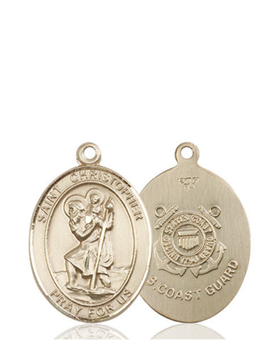 St. Christopher / Coast Guard Medal - FN8022KT3