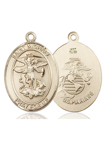 St. Michael the Archangel Medal - FN7076KT4