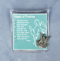 Angel of Healing Prayer Folder - HX83/SANG