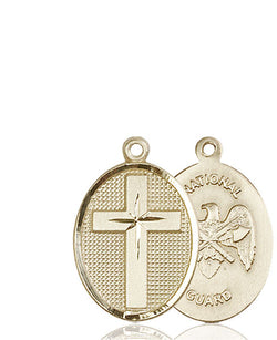 Cross / National Guard Medal - FN0883KT5