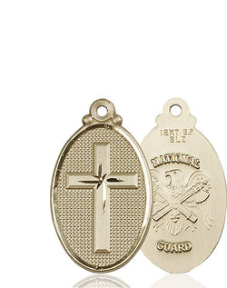 Cross / National Guard Medal - FN4145YKT5