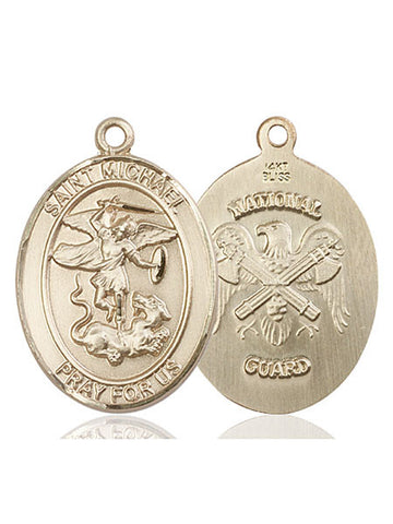 St. Michael the Archangel Medal - FN7076KT5