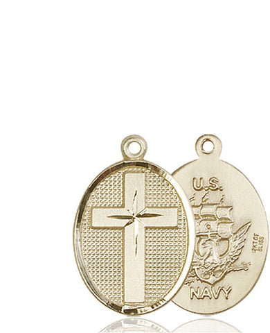 Cross / Navy Medal - FN0883KT6