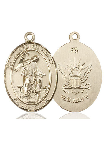 Guardian Angel Medal - FN7118KT6