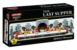 Last Supper Building Brick Kit - NE80102