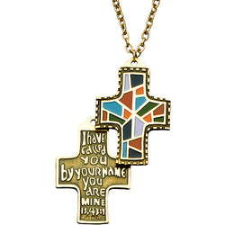 Monogram of Christ Pendant - XW893