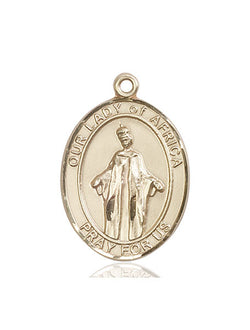Our Lady of Africa Medal - FN7269KT