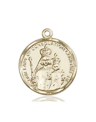 Our Lady of Consolation Medal - FN0038KT