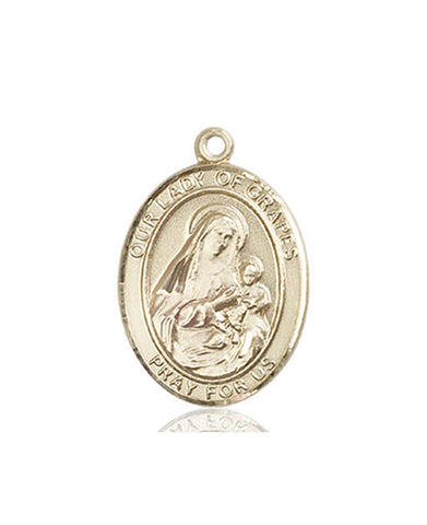 Our Lady of Grapes Medal - FN8347KT