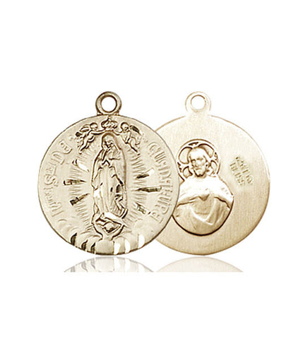 Our Lady of Guadalupe Medal - FN4228KT