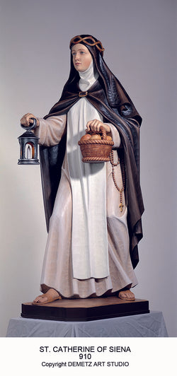 St. Catherine of Siena - HD910