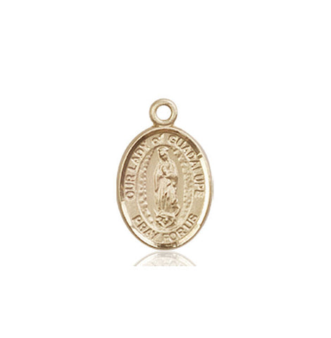 Our Lady of Guadalupe Medal - FN9206KT