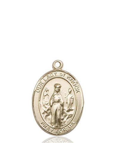 Our Lady of Knock Medal - FN8246KT