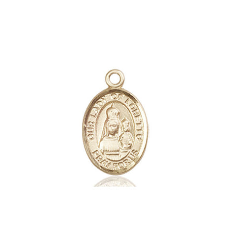 Our Lady of Loretto Medal - FN9082KT