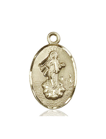Our Lady of Medugorje Medal - FN5678KT
