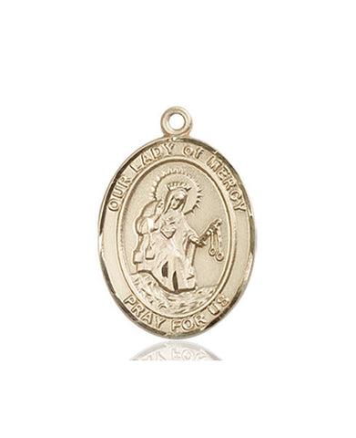 Our Lady of Mercy Medal - FN8289KT