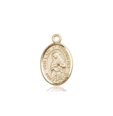 Our Lady of Providence Medal - FN9087KT