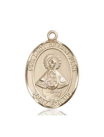 Our Lady of San Juan Medal - FN7263KT