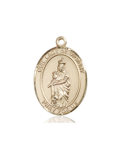 Our Lady of Victory Medal - FN8306KT