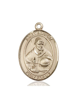 St. Albert the Great Medal - FN7001KT