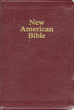 N.A.B. Deluxe Gift Bible Indexed - GFW2406BG-I