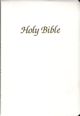 N.A.B. First Communion Bible - GFWNAB1C-I