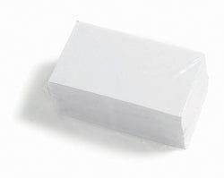 Blank Size No. 3 White Offering Envelopes - MA05775