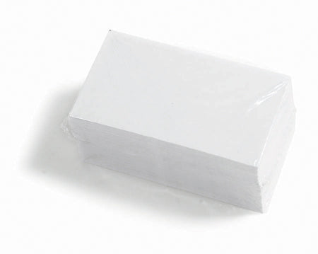 Blank Size No 3 White Offering Envelopes