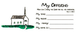 My Offering Envelopes - MA04272