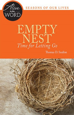 Empty Nest, Time for Letting Go - NN3695