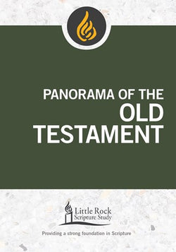 Panorama of the Old Testament - NN6372