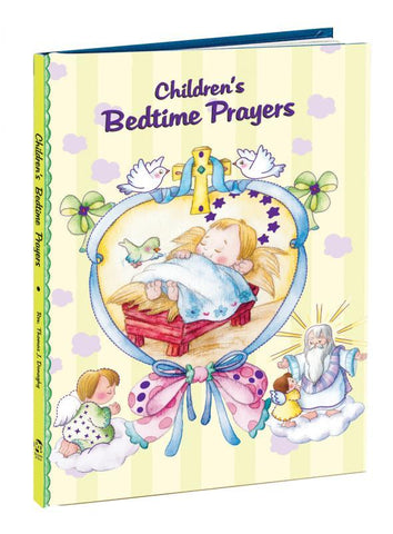 Children's Bedtime Prayers - GFRG14650