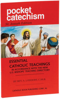 Pocket Catechism - GF4600
