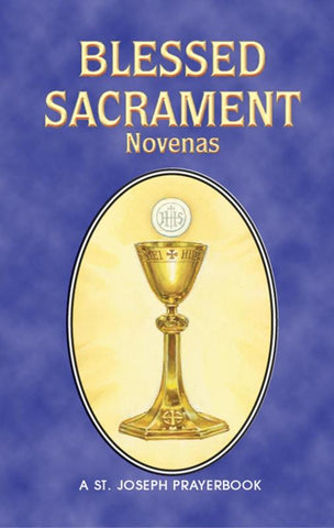 Blessed Sacrament Novenas - GF6204