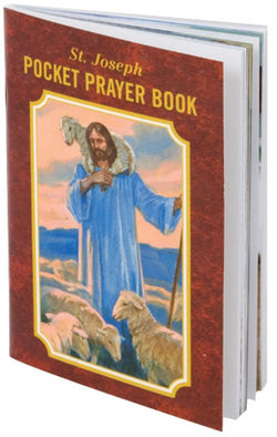 St. Joseph Pocket Prayer Book - GF3804