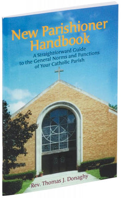 New Parishioner Handbook - GF11204