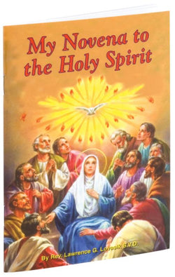 My Novena to The Holy Spirit - GF2104